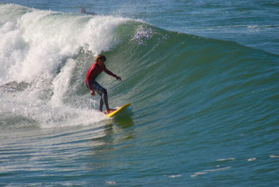 surf coaching in Morocco