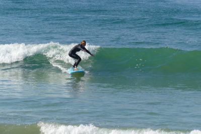 First surf experience in surf camp morocco